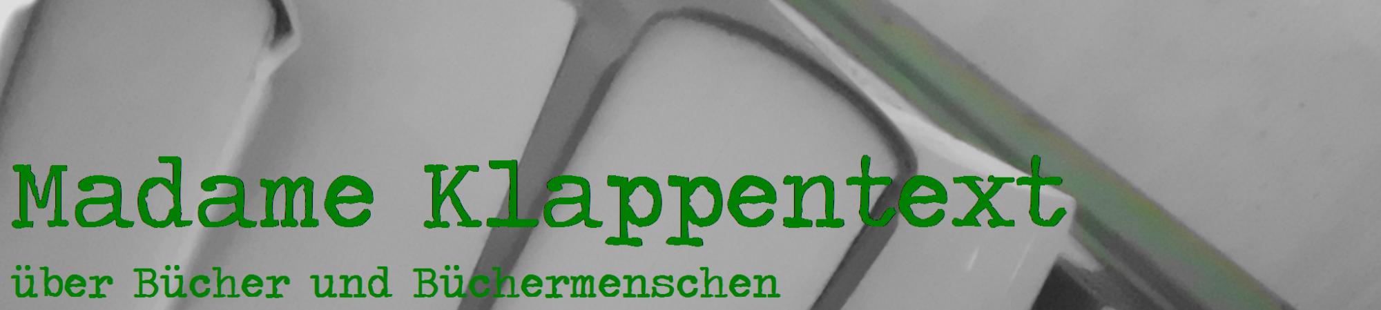 Madame Klappentext